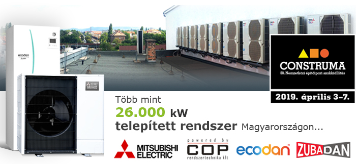 Reneo Construma - Megújuló energia szakkiállítás 2019.