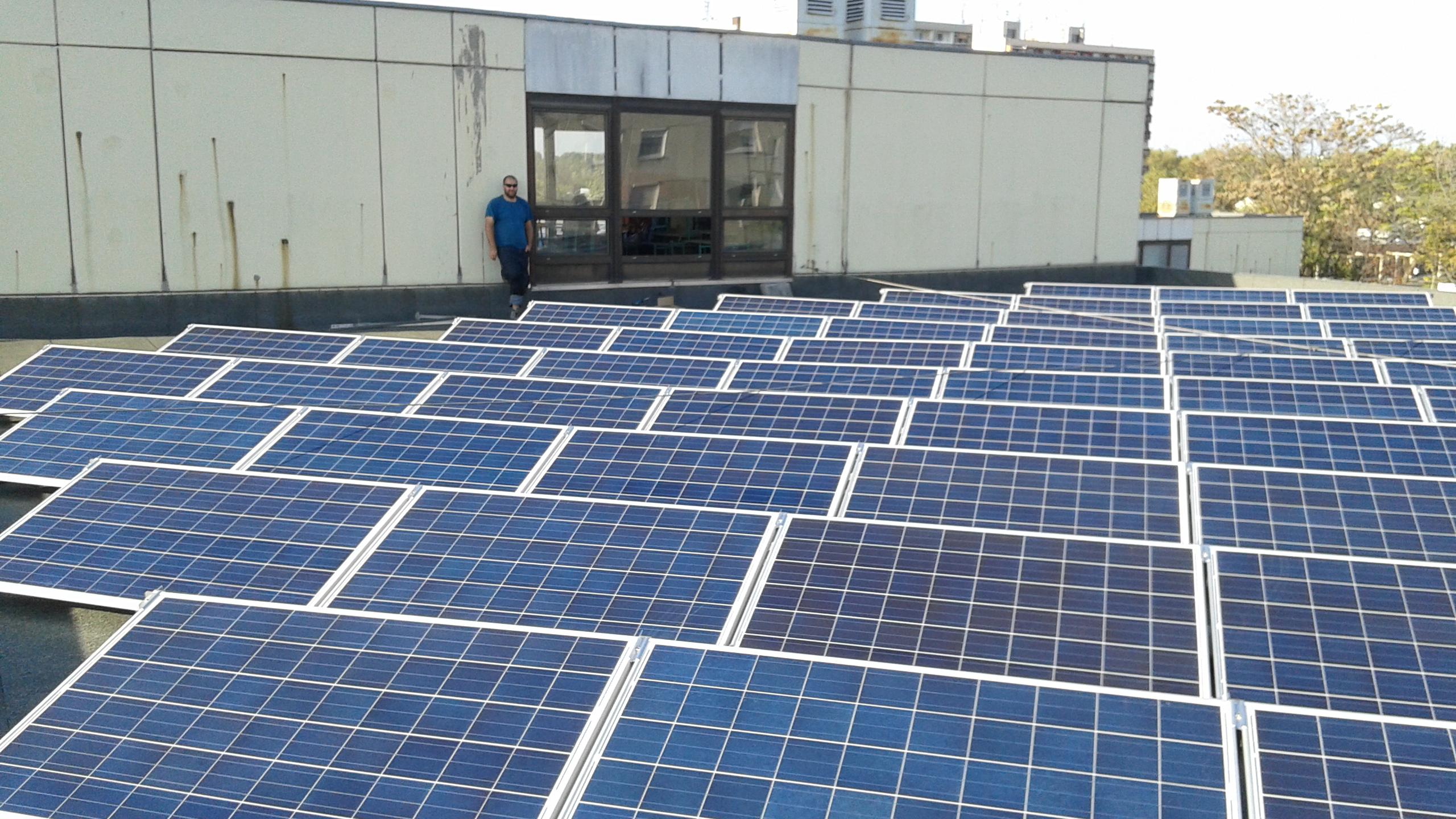 iskola 50kw napelem